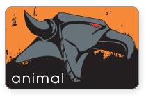 animal bmx logo